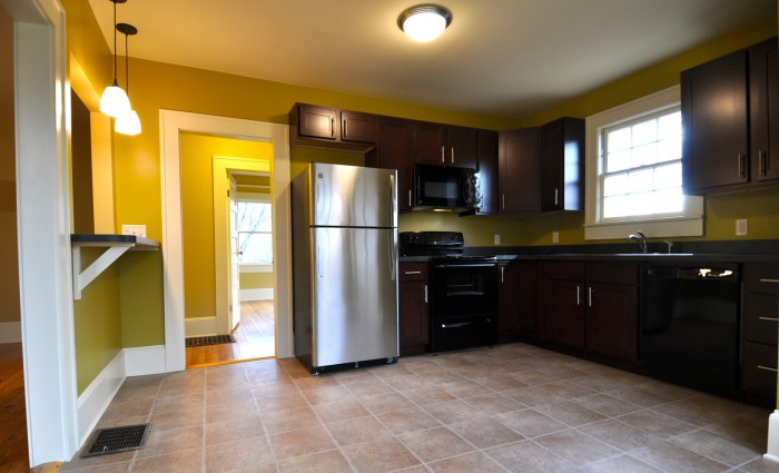 asheville kitchen remodel