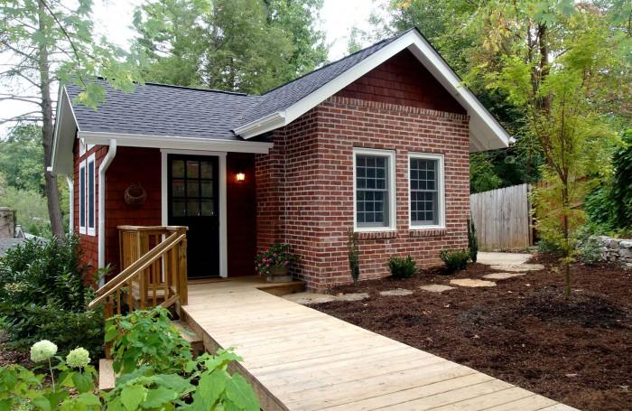 asheville exterior home renovation