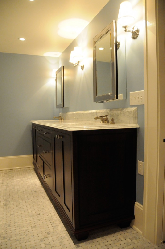 asheville bathroom remodel