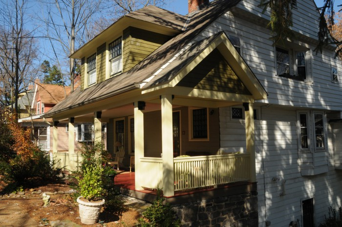asheville exterior renovation