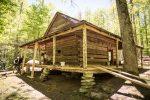 cook cabin restoration